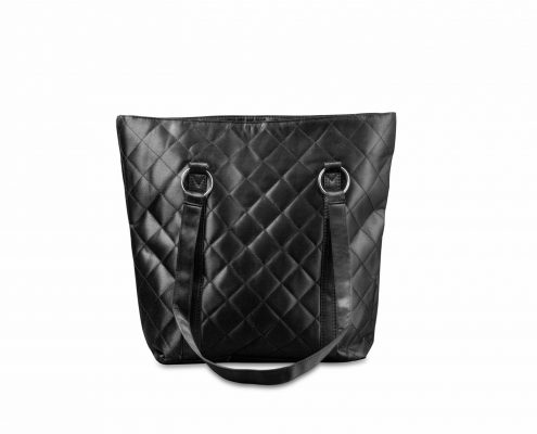 Spectra Baby Black Tote