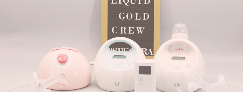 Spectra breast pumps
