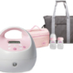 S2plus Bundle with grey tote and cooler