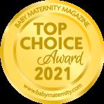 Top Choice Award Winner 2021